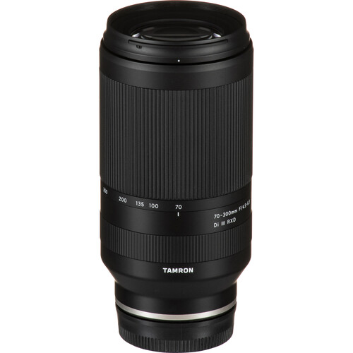 Tamron 70-300mm f/4.5-6.3 Di III RXD Lens for Sony E