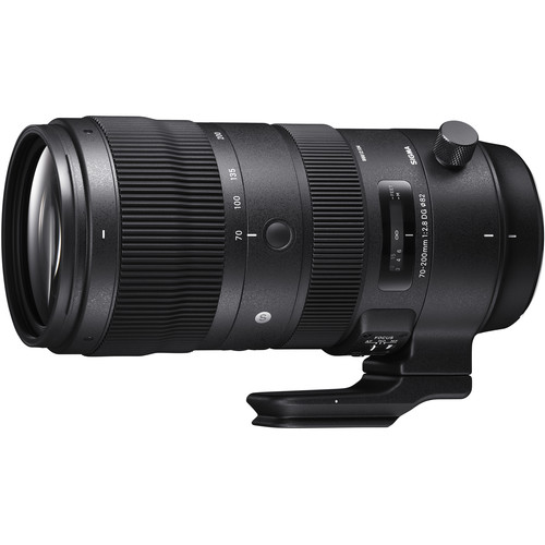 Sigma 70-200mm f:2.8 DG OS HSM Sports Lens for Canon EF