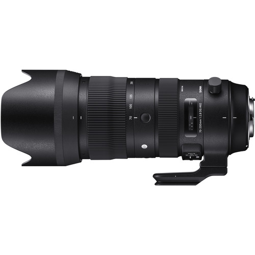 Sigma 70-200mm f:2.8 DG OS HSM Sports Lens for Nikon F