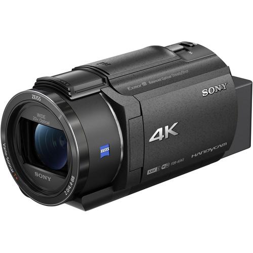 Sony FDR-AX43 UHD 4K Camcorder