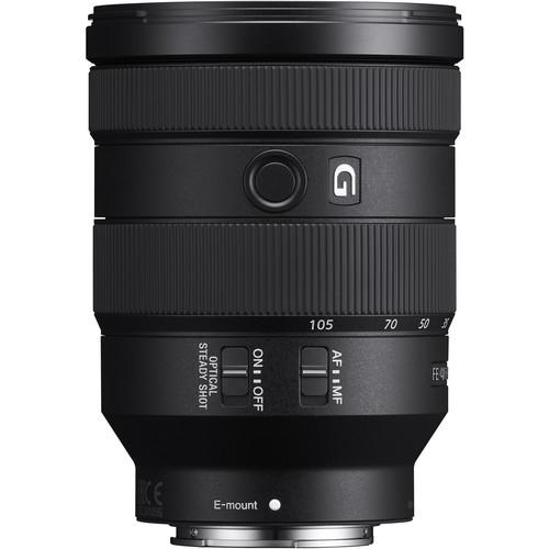 Sony FE 24-105mm f:4 G OSS Lens